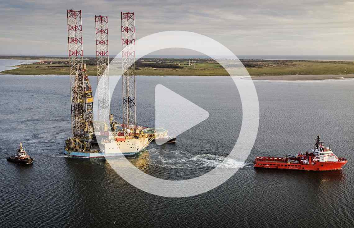 Drone Port of Esbjerg